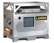 美国LANDA  PDHW热水系列发动机驱动/柴油/燃油加热型热水高压清洗机 设备