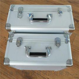 工厂定制**手提商务仪器箱 铝箱铝合金仪器拉杆箱