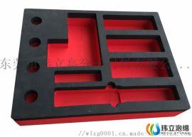 CNC精雕泡绵内衬 一体成型EVA包装盒