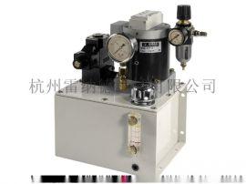 联镒AMAC气动增压泵浦ABP-25AXDC24V