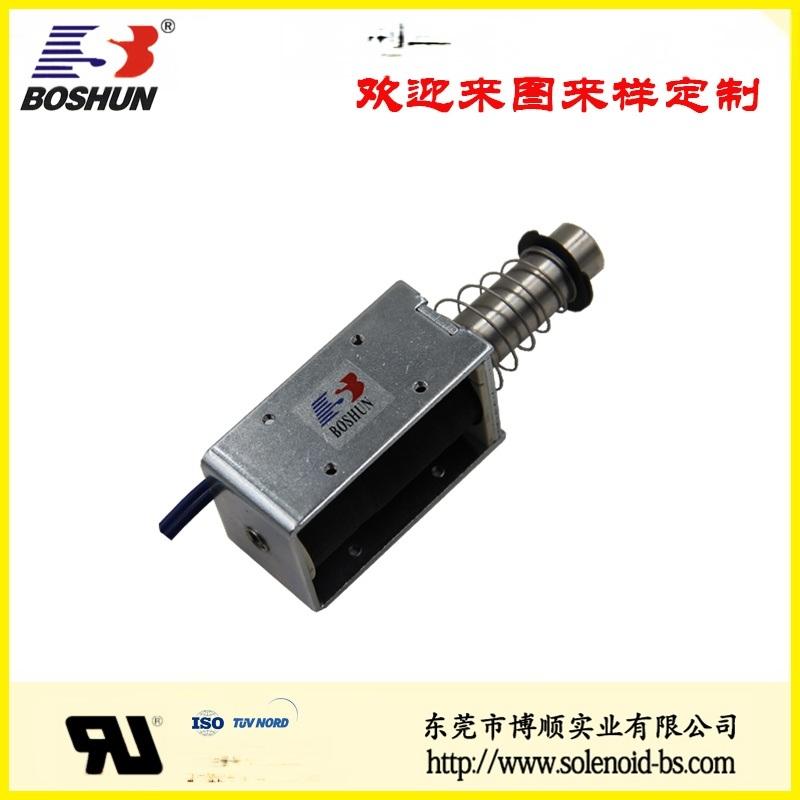 暖风机电磁铁推拉式长行程 BS-1564L-96