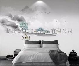 廠家個性定制牀頭軟包背景牆會所客廳臥室沙發硬包電視背景牆軟包