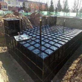 地埋式箱泵一体化消防恒压给水设备