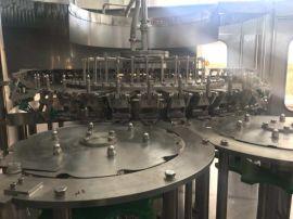 全自动纯净水灌装机生产线