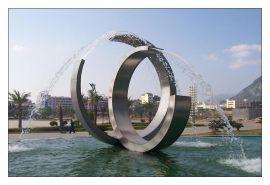 噴泉雕塑規格,噴泉雕塑型號,大型噴泉雕塑廠家