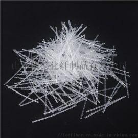 螺纹型混凝土工程人造合成纤维-仿钢纤维聚丙烯