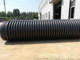 專業生產HDPE纏繞增強管廠家選哪余