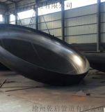 沧州乾启厂家直供碳钢大口径封头 压力容器、储罐封头 规格EHA100-EHA6000现货供应