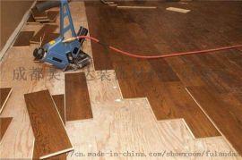 四川复合实木地板安装收费标准