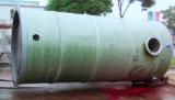 一體化預製泵站污水提升設備
