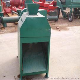 复合肥造粒生产线设备 细度可调对辊挤压造粒机