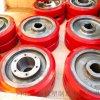 聚氨酯胶轮定制 聚氨酯包胶滚轮厂家 聚氨酯传动轮