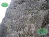 边坡防护网厂家柔性主动被动边坡防护网防落石网子
