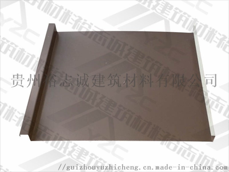 供應畢節鋁鎂錳板矮立邊屋面系統25-315廠家