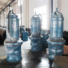 2020年大流量小流量潜水轴流泵