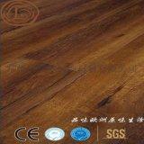 常州三层复合强化乙烯基木塑拼花地板