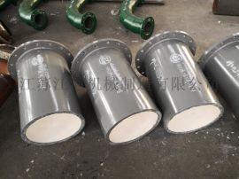 昆明耐磨管道 贴片陶瓷管加工 江河机械