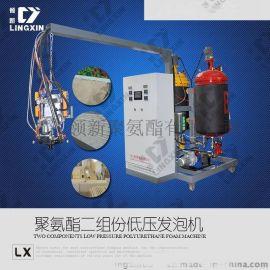 聚氨酯装饰保温一体板专用低压发泡机