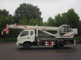 国五发动机10吨吊车