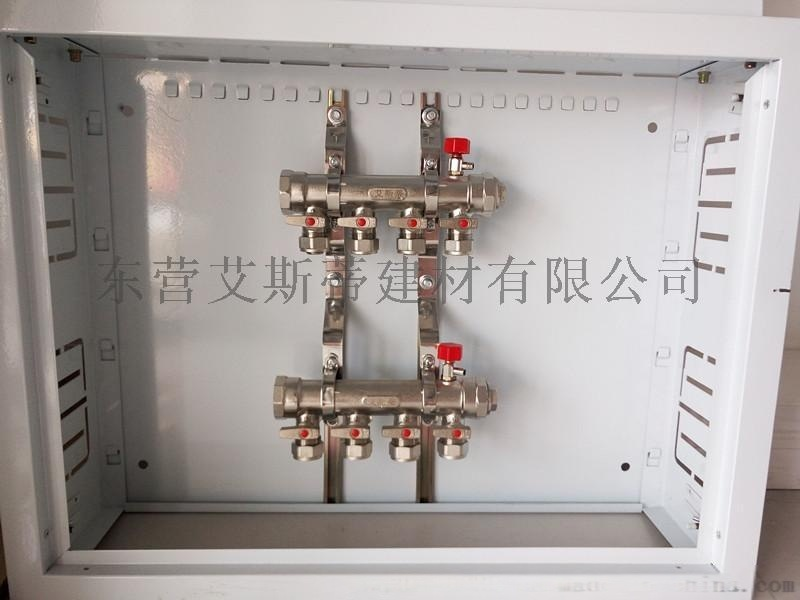 山东厂家【优质国标件】地暖分集水器批发