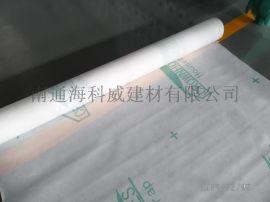 新疆地区专用纺粘聚乙烯和聚丙烯膜防水透气膜