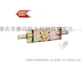 厂家直销 雅诗特 YST-D12 电脑匙卷闸底锁(全铜锁头)