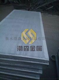 锈钢焊接式矿筛网筛板