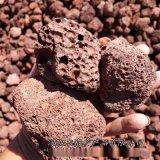 本格供应火山石 多肉铺面红火山石多肉拌土用火山岩