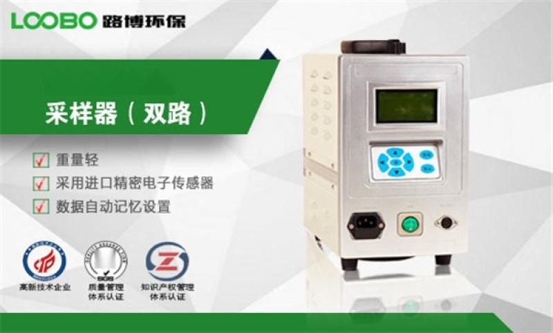 路博厂家直销烟气采样器,固定污染源烟气采样器