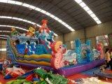 江西贛州大型充氣城堡廠家直銷新出好幾款