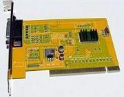 蓝仕H. 264四路视频压缩卡/视频采集卡(LS-H204)