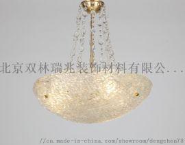 非標定製歐式藝術水晶吊燈
