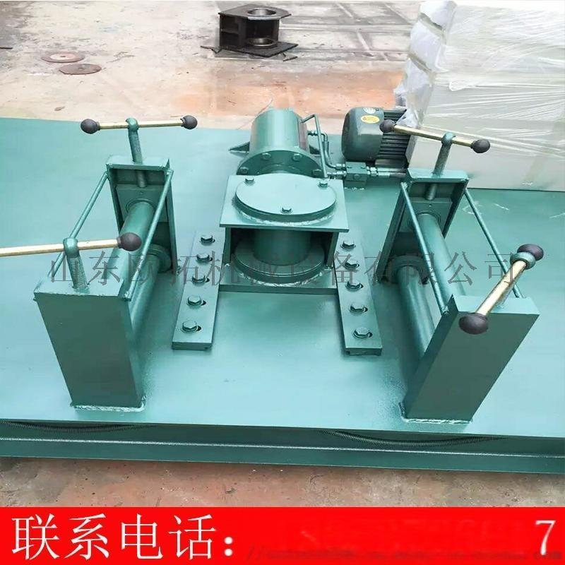 隧道施工用H型钢弯拱机 数控设备弯管机 全自动数控工字钢冷弯机