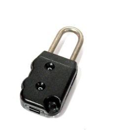 二字轮密码型挂锁(K2)