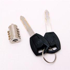 可定做家居锁具行李架通用锁芯锁具车顶行李箱专用锁具