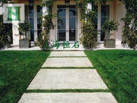 桓石2017392装饰性压模水泥,造价低廉压模水泥,园林设计压模水泥,压模艺术地坪铺装款型