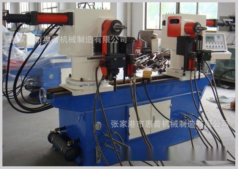 HP-SW38回转型 液压双头弯管机