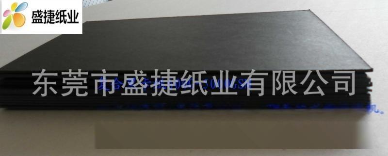 大量生产销售120G黑色触感纸