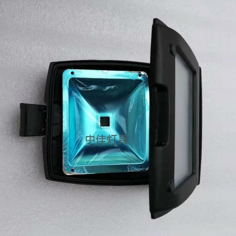 led工程投光灯外壳 led投光灯企鹅背包投光灯