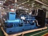 400KW柴油发电机潍柴WP12纯铜电机矿山煤场工厂停电应急电源移动