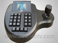 可视三维控制键盘,遥控键盘,安防周边器材