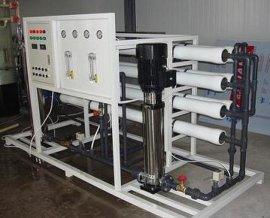 昆明RO双级反渗透纯水设备