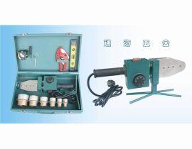 PPR  热熔器 双温双控4孔热熔机 铝手柄热熔器
