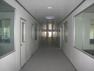 东莞塘厦100-30万级净化工程,洁净室,无尘室