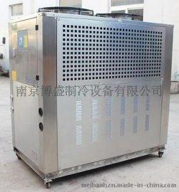 冷水机制冷剂循环系统如何运行