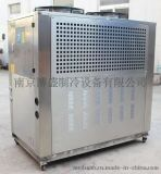 冷水機製冷劑循環系統如何運行