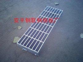 楼梯踏步板,车间走道平台格栅板,镀锌钢格栅板