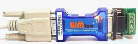 商业无源防雷型RS232到RS485转换器 带LED