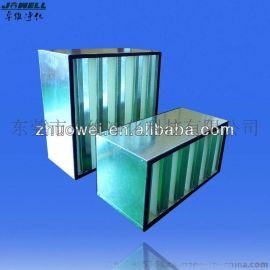 供应厦门组合式亚高效空气过滤器厂家