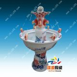 陶瓷噴泉,居家裝飾陶瓷噴泉